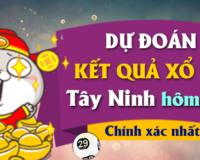 Soi cầu XSTN 14/1 – Dự đoán xổ số Tây Ninh thứ 5 ngày 14/1/2021