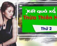 Soi cầu XSTTH 11/1 – Dự đoán xổ số Thừa Thiên Huế thứ 2 ngày 11/1/2021